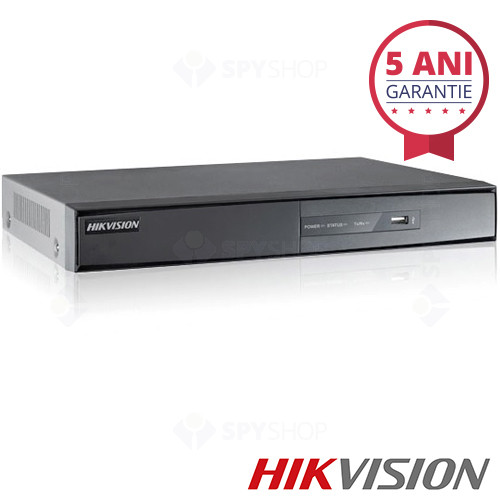 DVR stand alone cu 8 canale Hikvision TURBO HD DS-7208HGHI-SH
