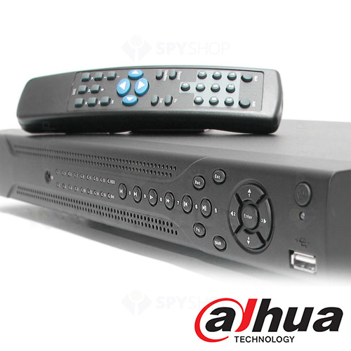 DVR Stand alone cu 16 canale video Dahua DVR1604LE-AS-E