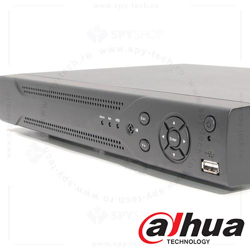 DVR Stand alone cu 8 canale video Dahua DVR3108-E