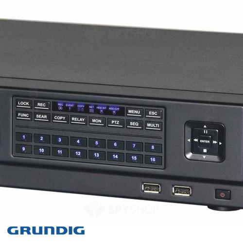 DVR stand alone cu 8 canale video Grunding GDV-B2208A