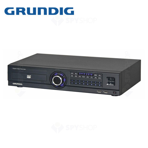 DVR stand alone cu 8 canale video Grunding GDV-B2208A
