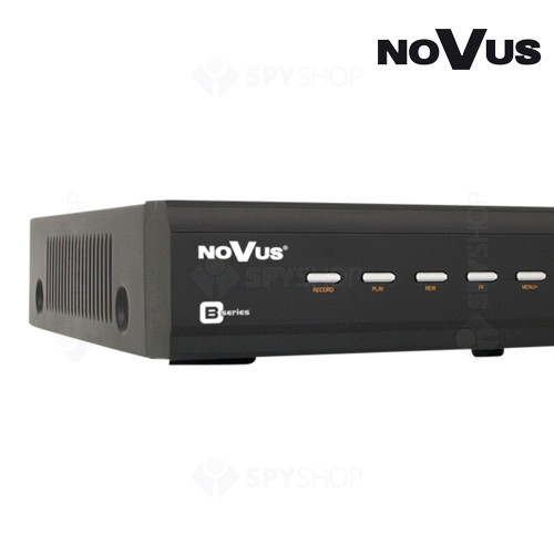 DVR Stand Alone cu 8 canale video Novus NDR-BA3208