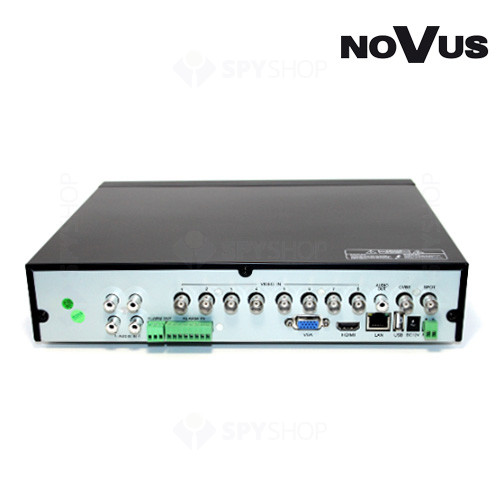 DVR Stand Alone cu 8 canale video Novus NDR-BA5208