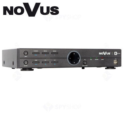 DVR Stand Alone cu 8 canale video Novus NDR-EA2208