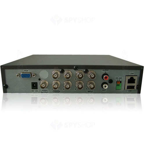 DVR Stand alone cu 8 canale video Vidy VDVR8-IC
