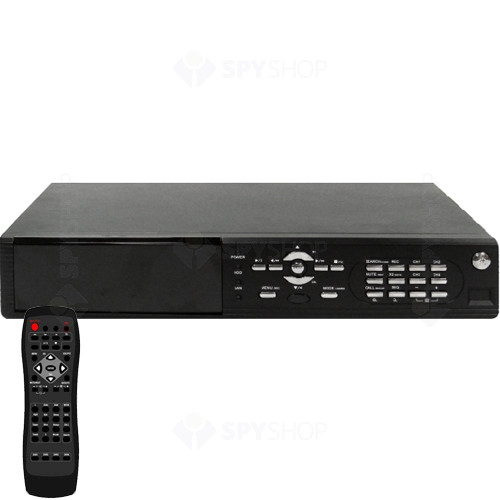 DVR Stand alone cu 9 canale video Seka H264/9