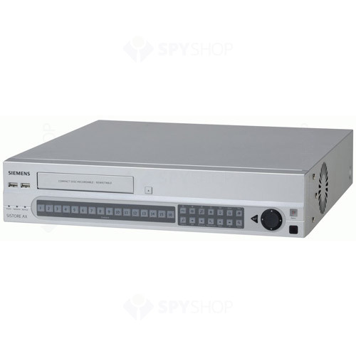 DVR Stand alone cu 9 canale video Siemens SISTORE AX16 250/200
