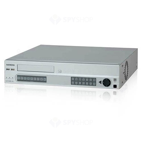 DVR Stand alone cu 9 canale video Siemens SISTORE AX9 250