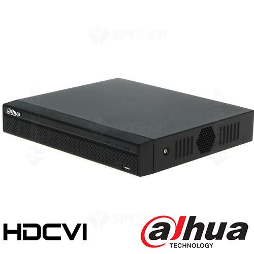 DVR TRIBRID CU 16 CANALE VIDEO HDCVI DAHUA HCVR4116HS-S2 + 1x HDD 3TB