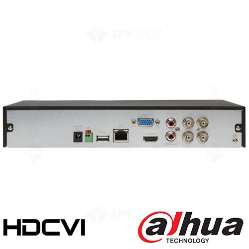 DVR tribrid cu 4 canale video HDCVI Dahua HCVR4104HS-S2