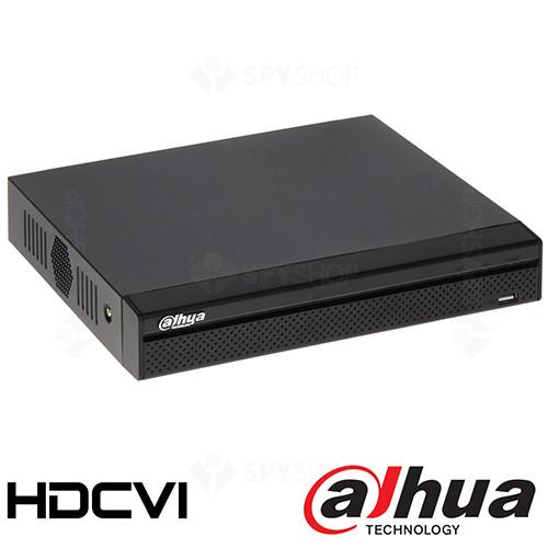 DVR TRIBRID CU 4 CANALE VIDEO HDCVI DAHUA HCVR4104HS-S2 + 1TB HDD
