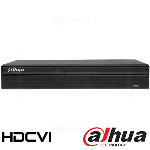 DVR tribrid cu 4 canale video HDCVI Dahua HCVR4104HS-S3