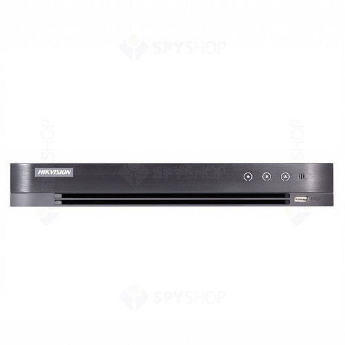 DVR Hikvision Turbo HD 5.0 IDS-7208HUHI-K2/4S, 8 canale, 8 MP