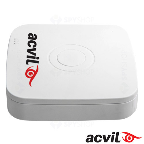 Dvr stand alone 8 canale video D1  ACVIL DVR-5108