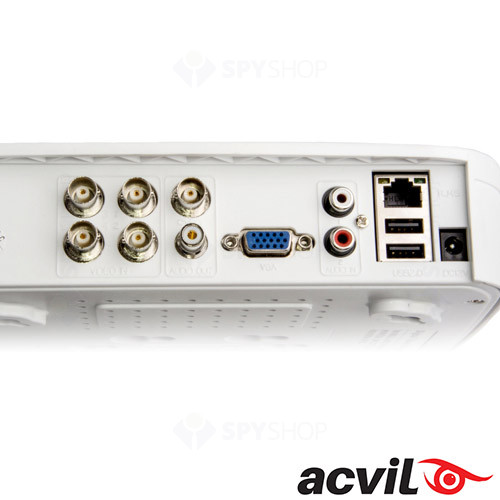 DVR stand alone 4 canale video 960h Acvil DVR-5104