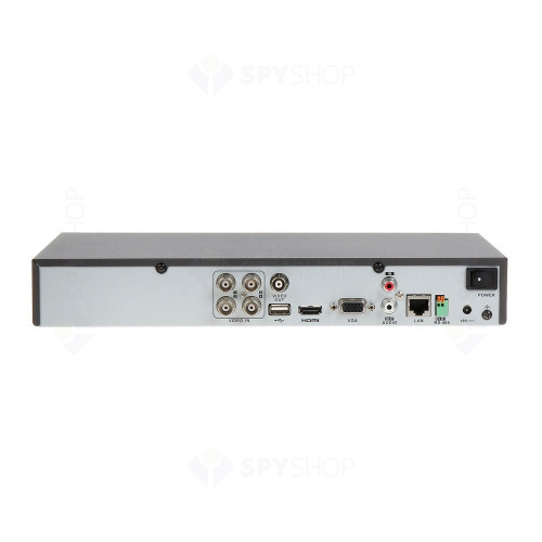 DVR Turbo HD Hikvision IDS-7204HQHI-K1/2S, 4 canale, 4 MP