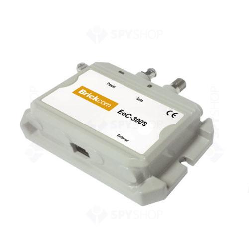 Ethernet over coaxial BRICKCOM EOC-300S