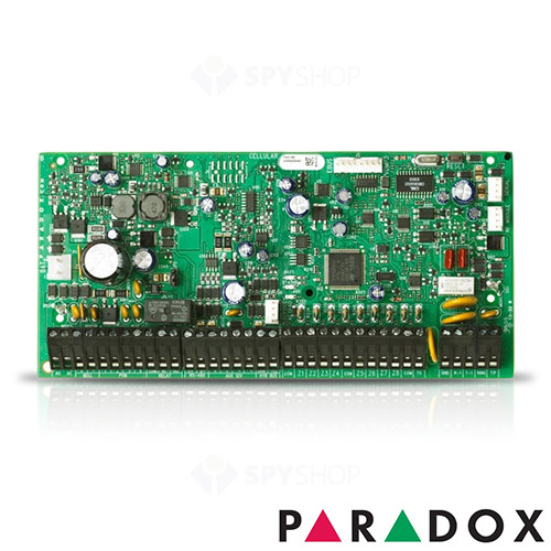 Centrala alarma antiefractie paradox digiplex evohd + K656