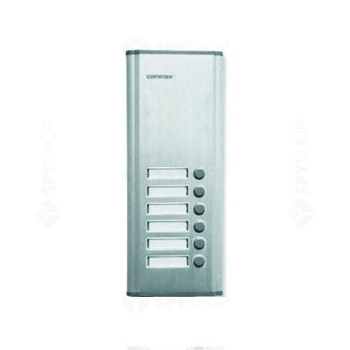 Extensie interfon de exterior Commax DR-6KL, 6 familii, 12 V, ingropat