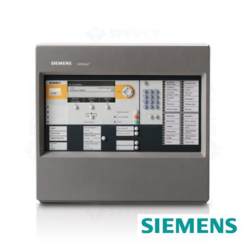 Centrala de incendiu cu 2 zone Siemens FC722-YZ