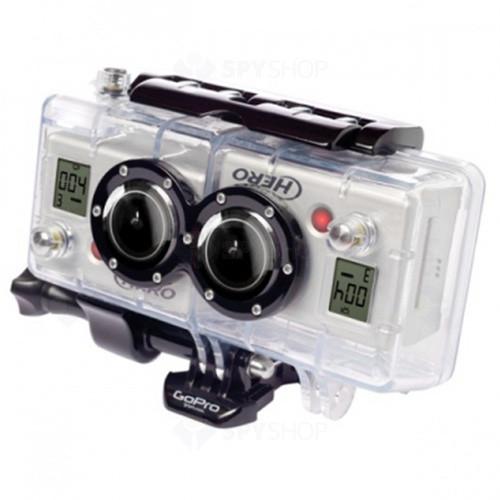 GoPro 3D HERO System - Carcasa filmare 3D