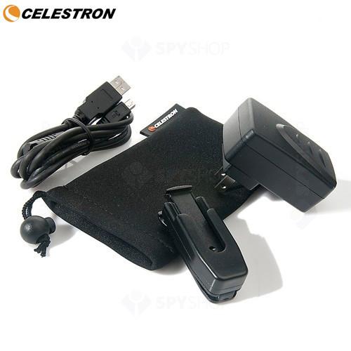 GPS portabil CoursePro Gri pentru Golf Celestron 44871