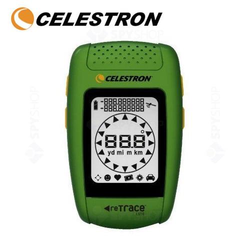 GPS portabil reTrace Lite Verde Celestron 44850