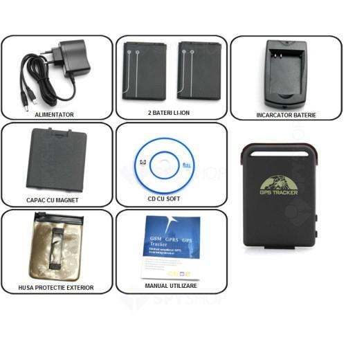 Global GPS tracker