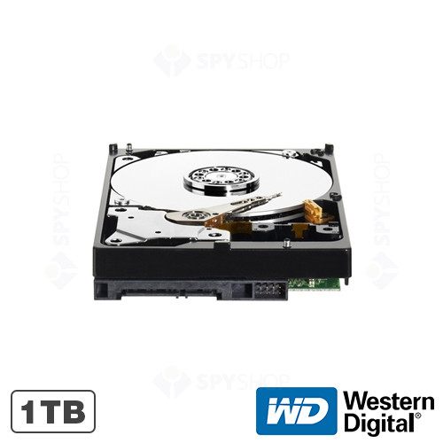 Hard disk 1TB 5400RPM 64MB WD GREEN Western Digital WD10EURX