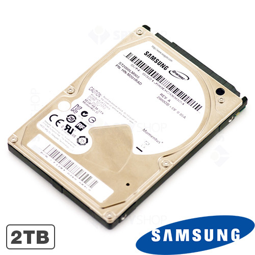 Hard disk 2TB 5400RPM 32MB Samsung Spinpoint C7800783