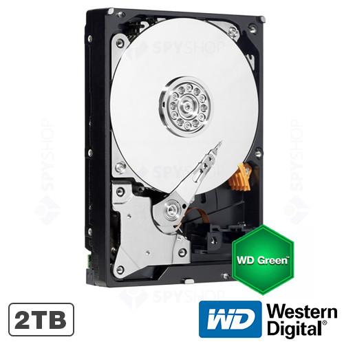 Hard disk 2TB 5400RPM 64MB WD Green Western Digital WD20EZRX