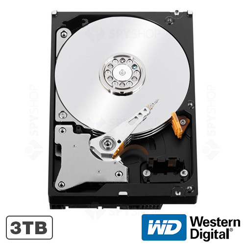 Hard disk 3TB IntelliPower RPM 64MB WD RED Western Digital WD30EFRX
