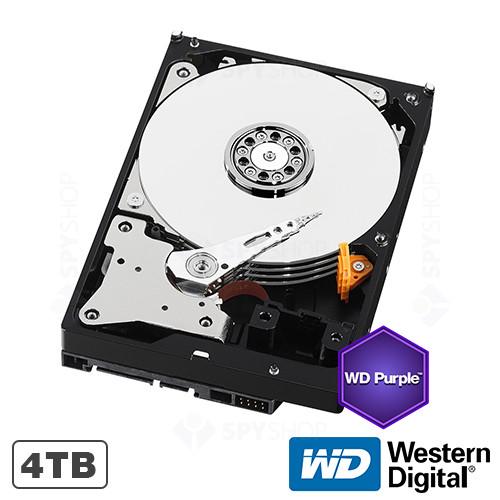 Hard disk 4TB IntelliPower 64MB WD Purple Western Digital WD40PURX