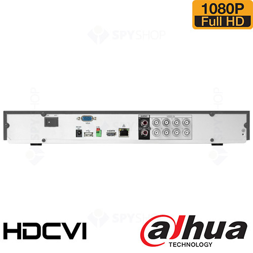 DVR tribrid cu 8 canale video HDCVI Dahua HCVR5108H-S2