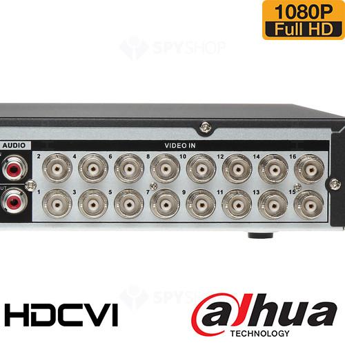 DVR tribrid cu 16 canale video HDCVI Dahua HCVR5116H-S2