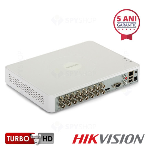 DVR CU 16 CANALE HIKVISION DS-7116HQHI-F1/N TurboHD