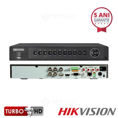 DVR CU 4 CANALE HIKVISION DS-7204HUHI-F1/N TurboHD 3.0