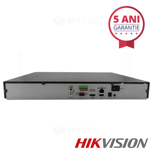 NETWORK VIDEO RECORDER CU 8 CANALE HIKVISION DS-7608NI-I2