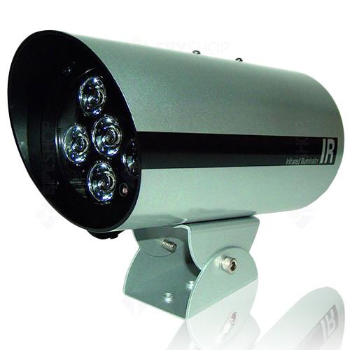 Iluminator IR de exterior CT-IR50