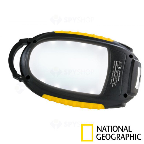 Incarcator solar 4 in 1 National Geographic 9060000