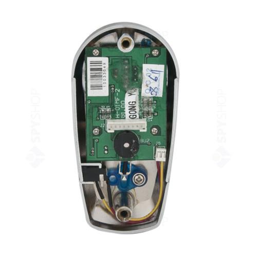 Incuietoare standalone pentru usi de vestiare si dulapuri CL-01-GD-EM, 125 kHz, 16 utilizatori, aparent