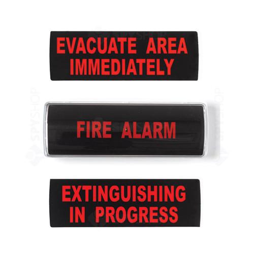 Indicator optic si acustic UTC Fire & Security GRP25-03