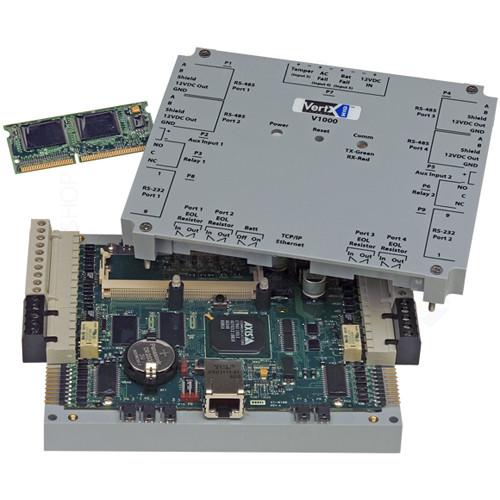 Interfata de control acces HID 71000xEB0Nx V1000