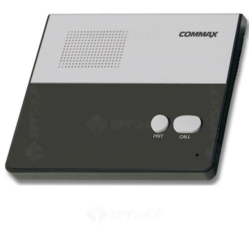 Interfon de birou slave Commax CM-800, 1 unitate, aparent, 12 V