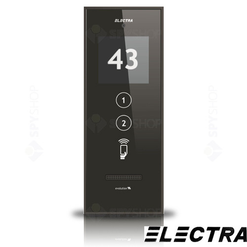 Interfon de exterior Electra Evolution APE.2S1.x&x