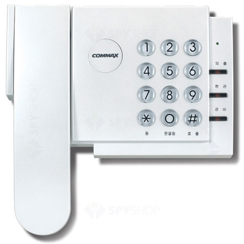 Interfon de interior Commax CDS-4GS