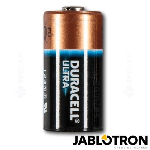 Baterie Lithiu Jablotron BAT-3V0 CR123A pentru JA-84P si JA-80F/81F