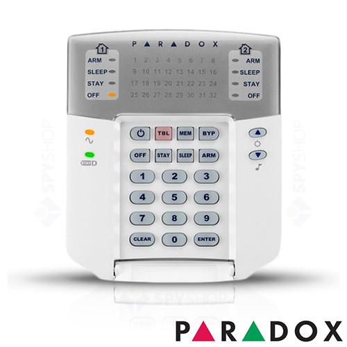 Centrala alarma antiefractie Paradox Spectra SP 4000+K32+476+