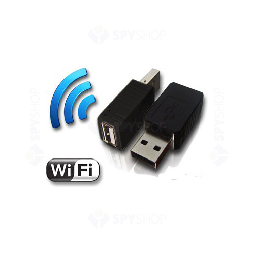Keylogger USB 16MB WiFi Micro