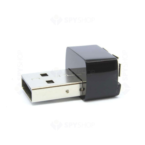 Keylogger USB AirDrive KL08, 16 MB, WiFi, Email, Streaming